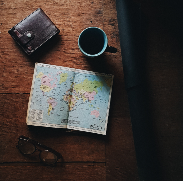 Der grobe Reiseplan