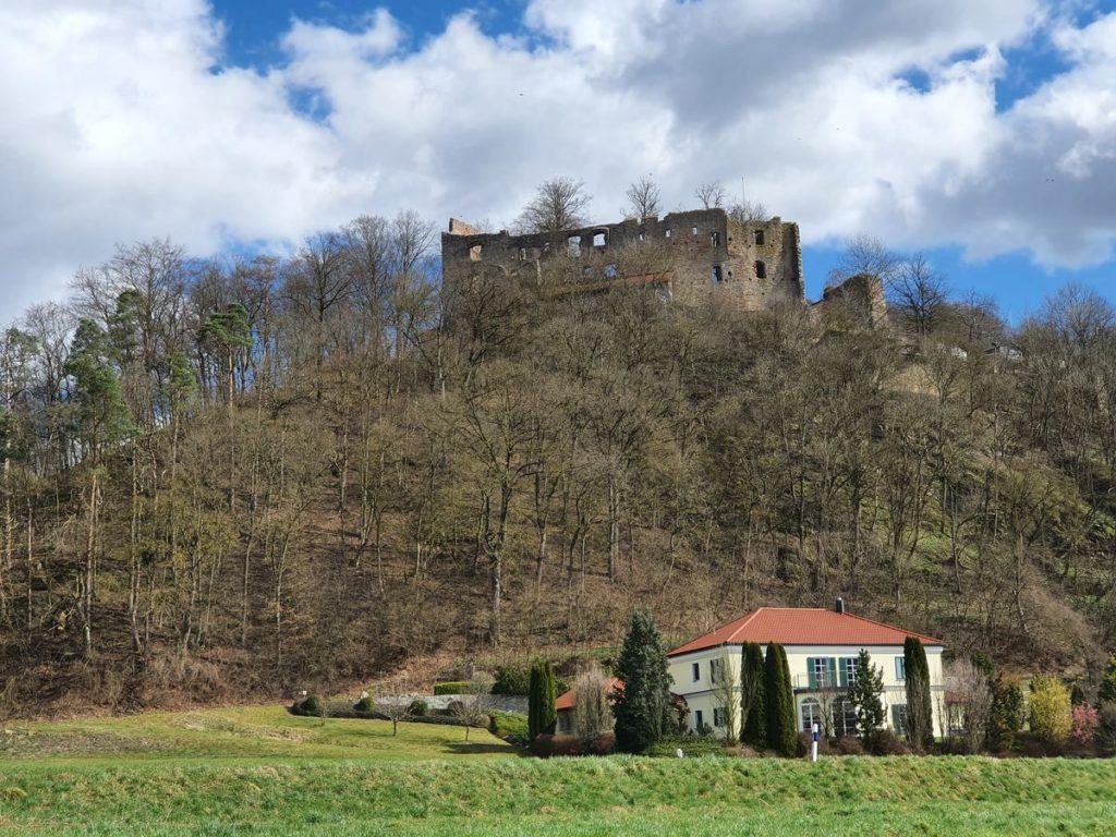 Burgruine Hilgartsberg