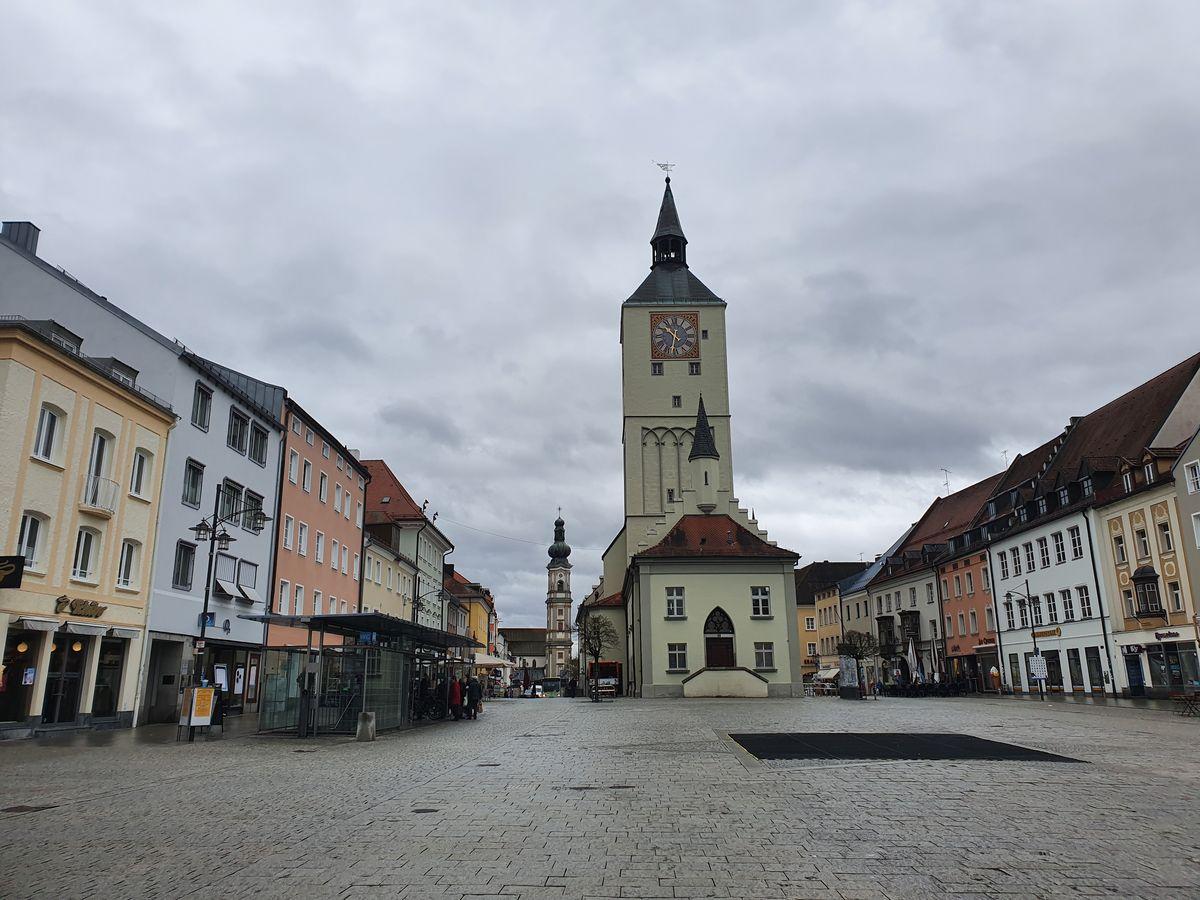 Berlin Nach Regensburg