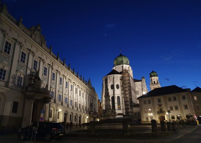 Passau Dom St Stephan