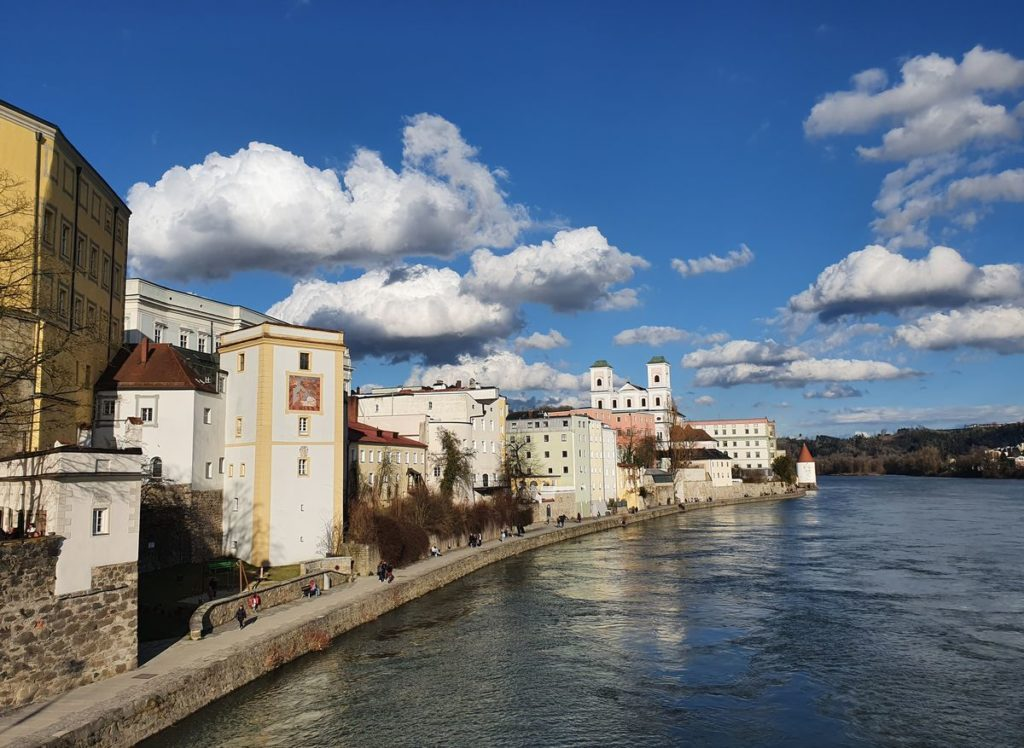 Passau Innpromenade