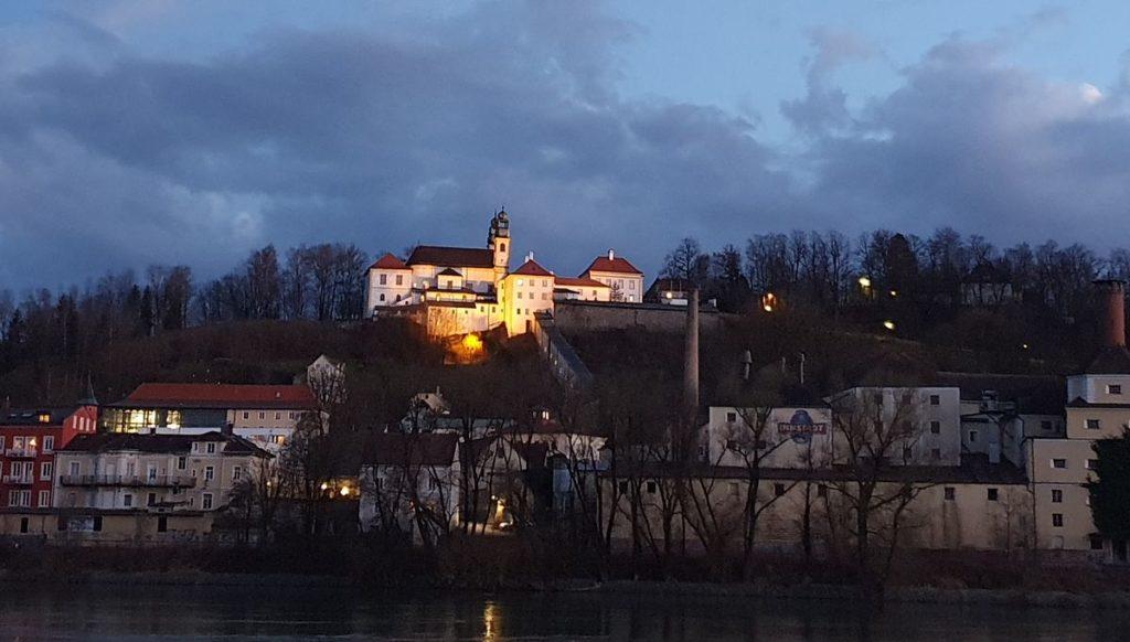 Passau Innstadt Wallfahrtskirche Mariahilf