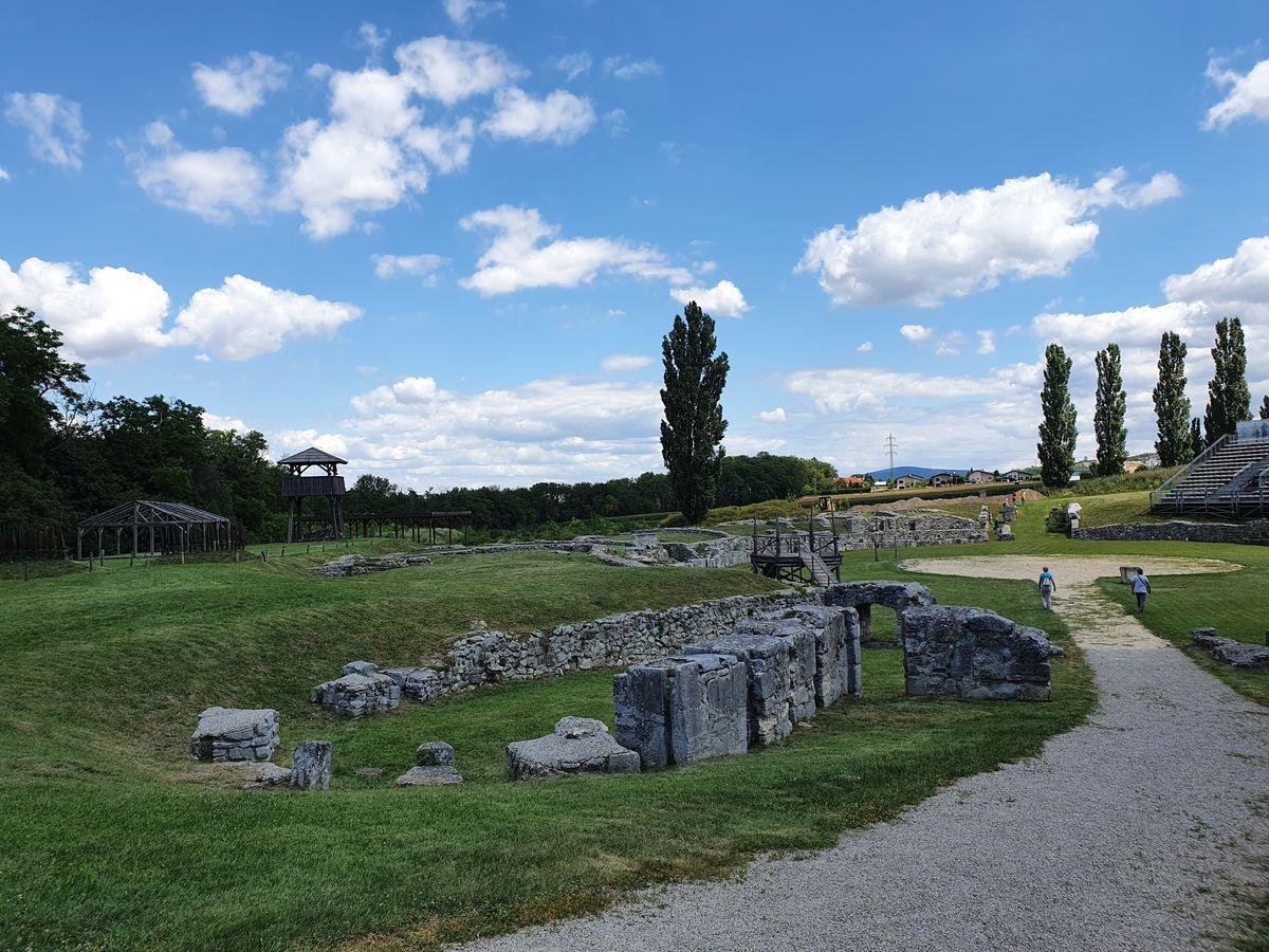 Amphitheater Militärstadt bei Bad Deutsch-Altenburg