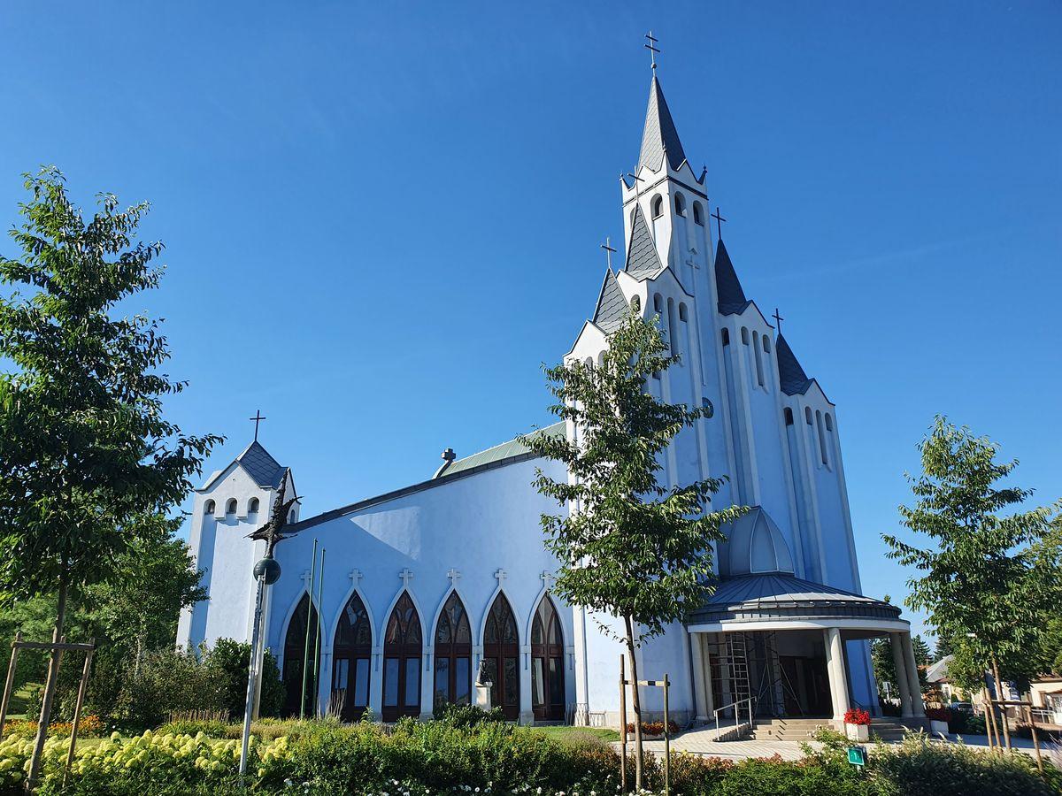 Church of the Holy Spirit Hévíz
