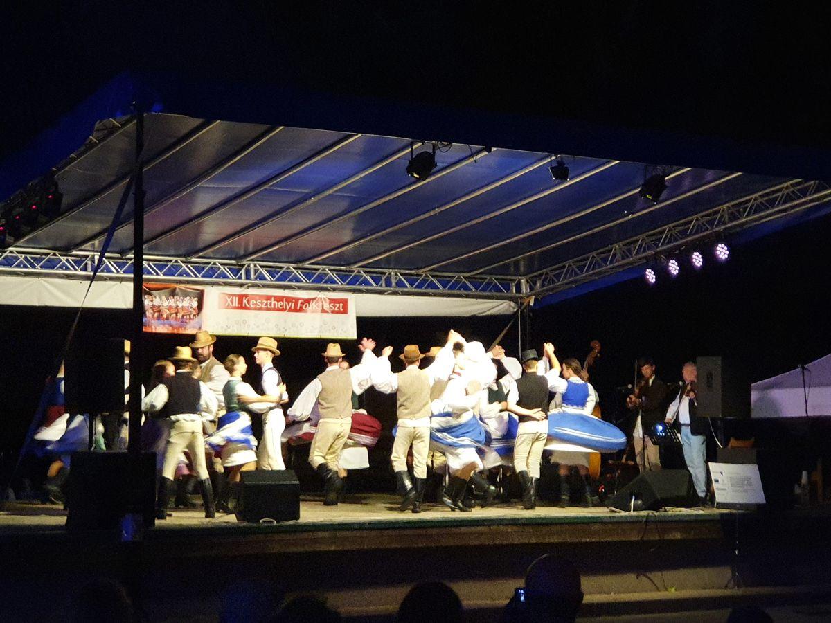 Folklorefest in Keszthely