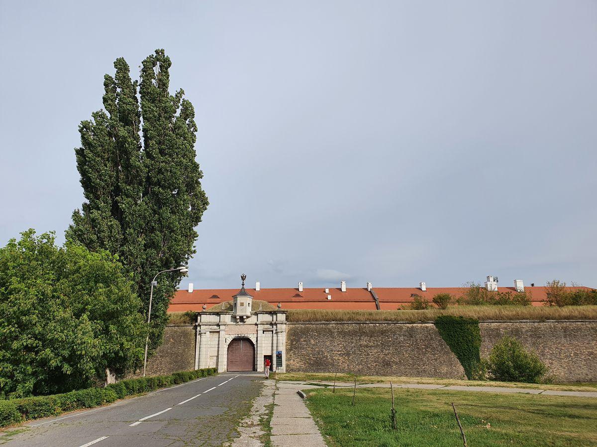 Fortress Komárno