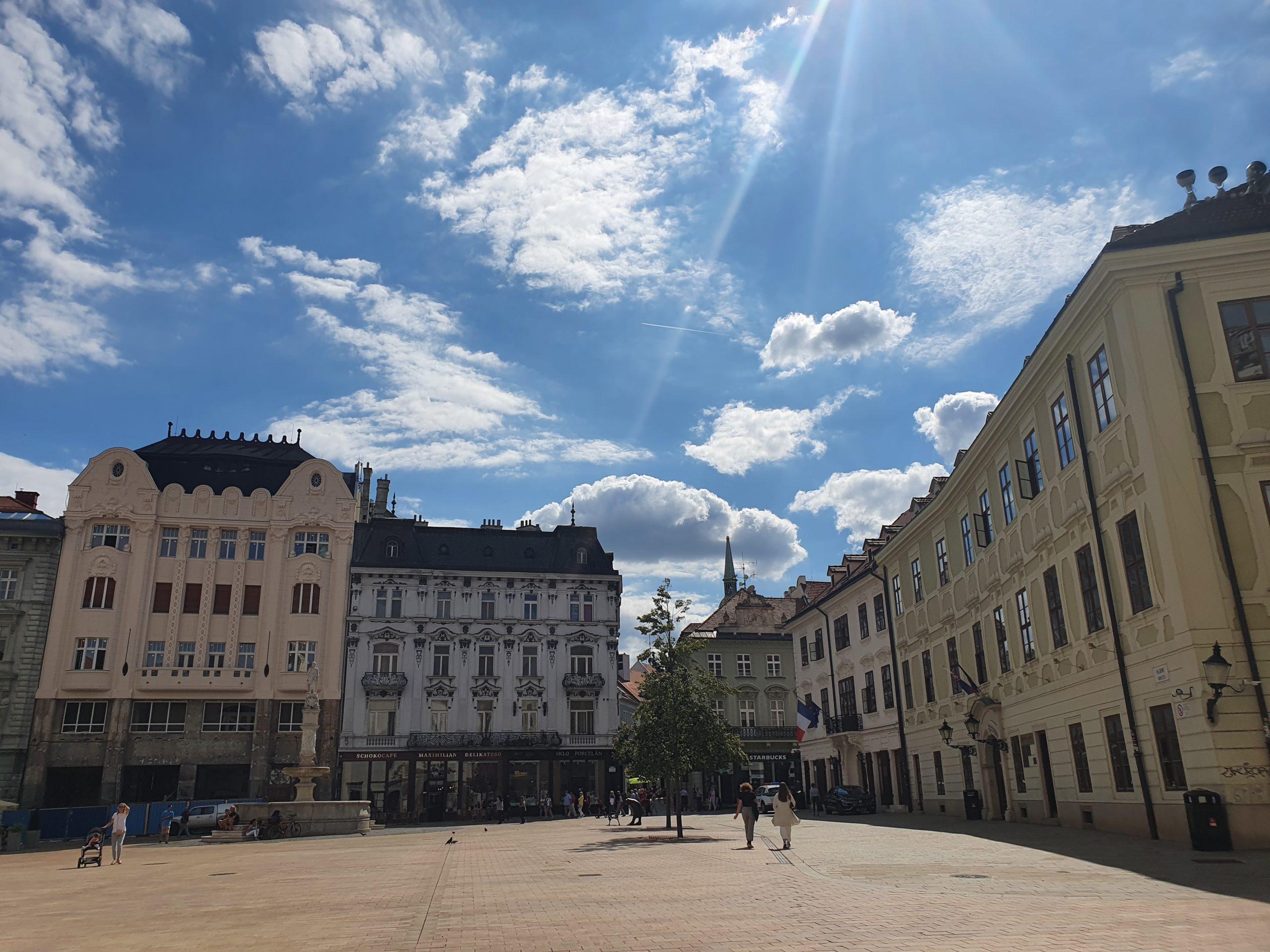 Hauptplatz Bratislava