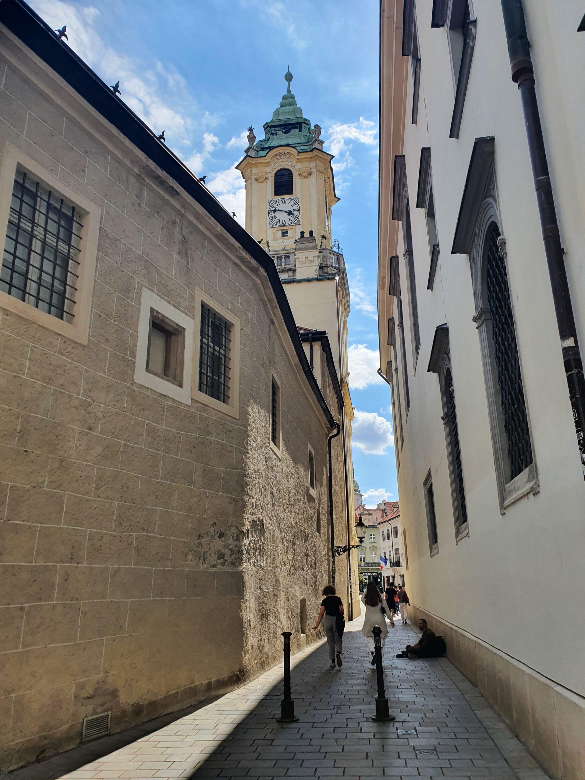 Kirche der Erhebung des Heiligen Kreuzes Bratislava