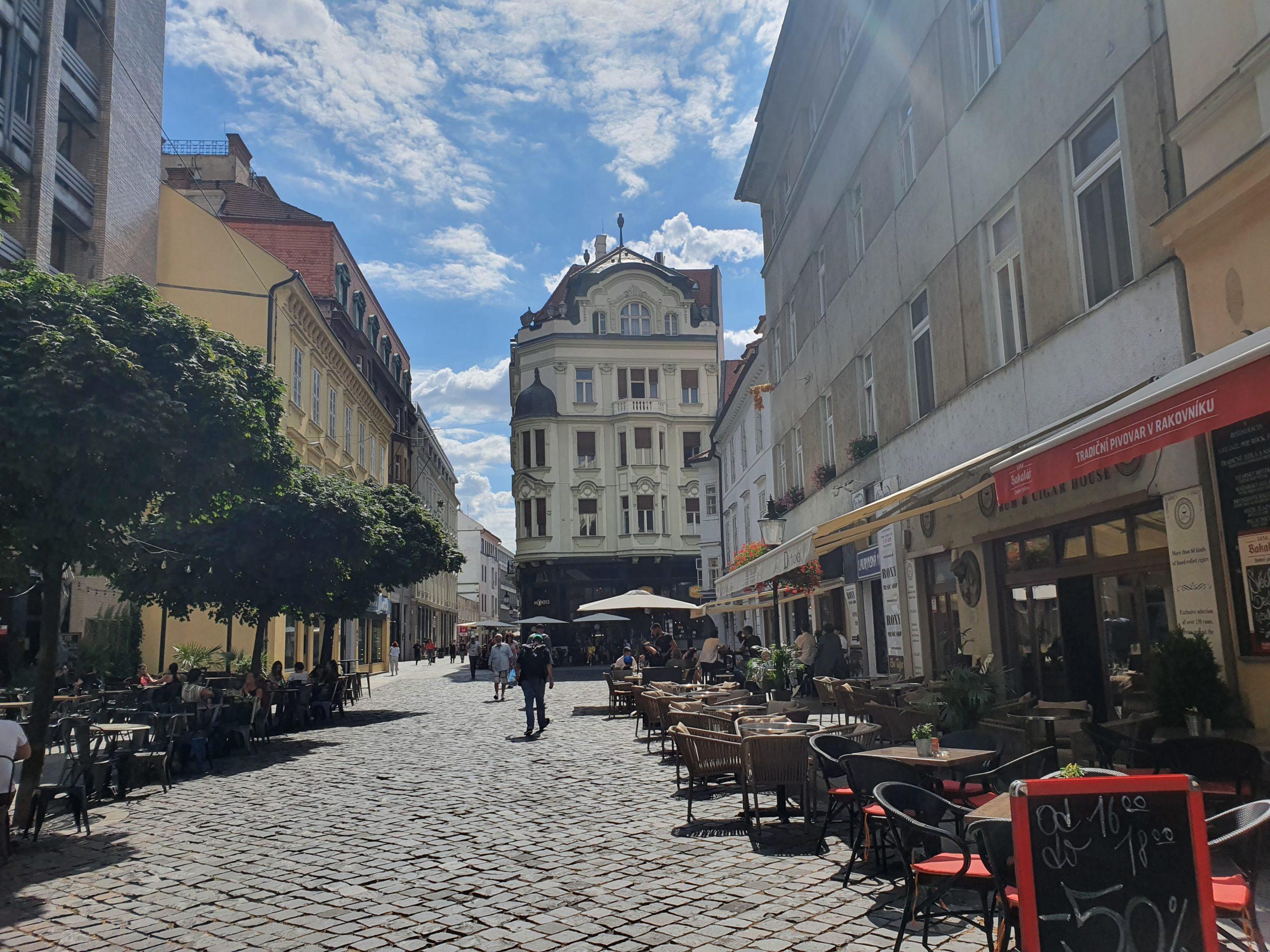 Laurinska in Bratislava