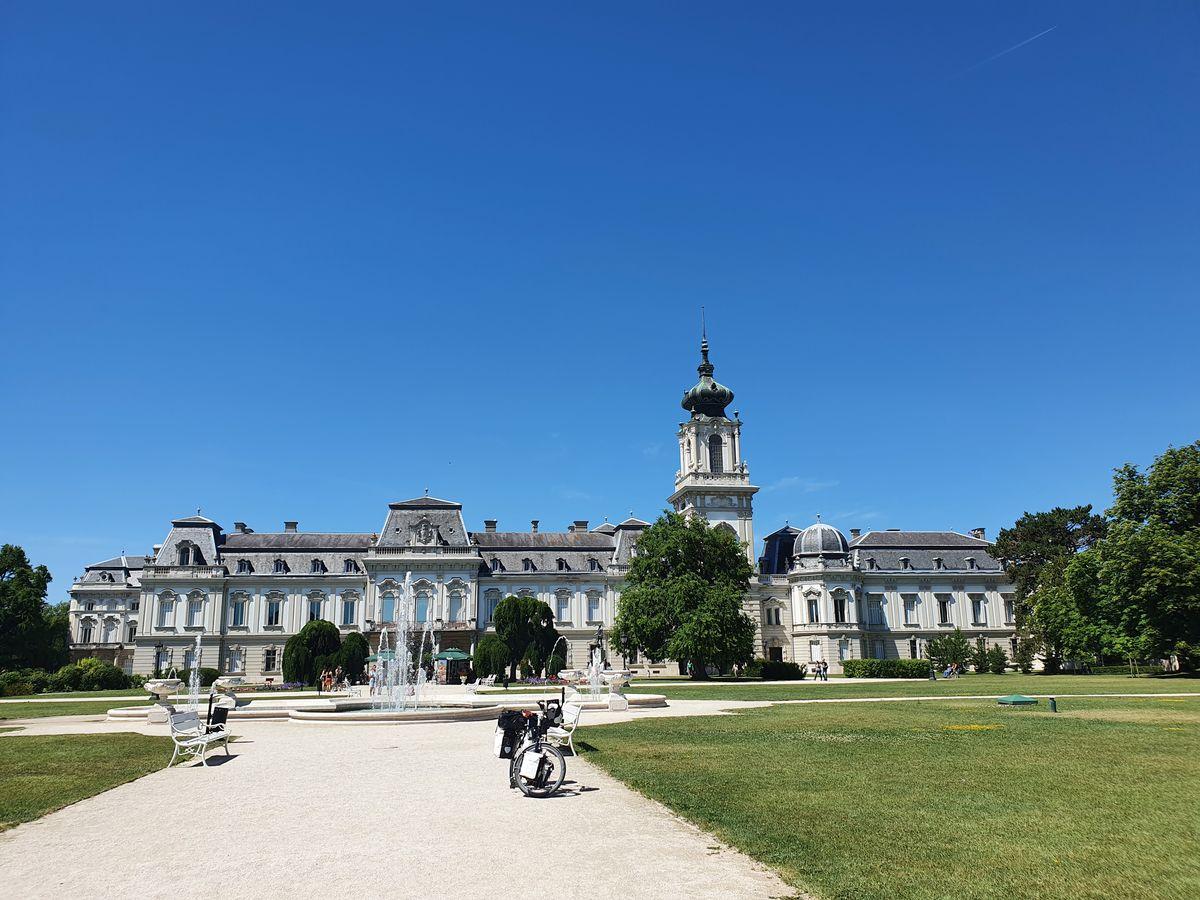 Schloss Keszthely
