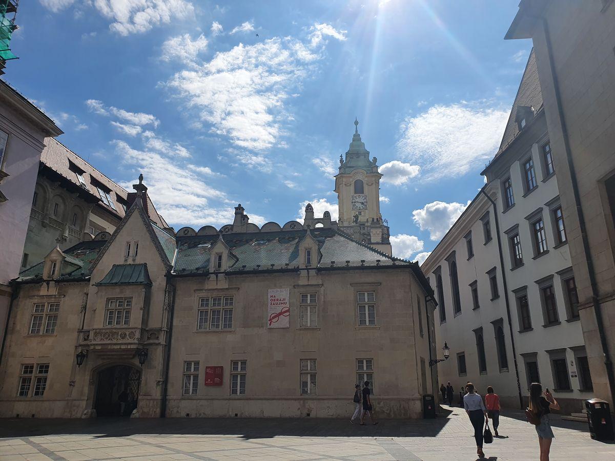 Städtische Galerie Bratislava