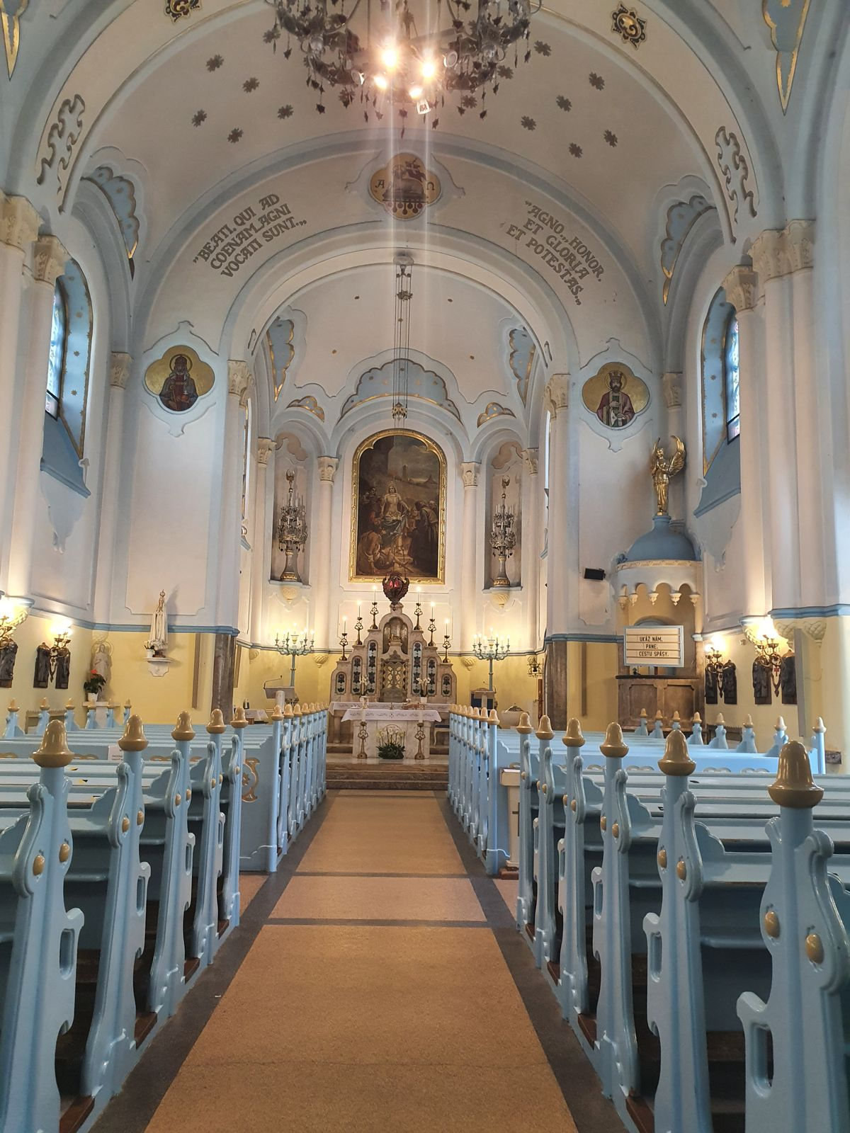 The Blue Church Bratislava