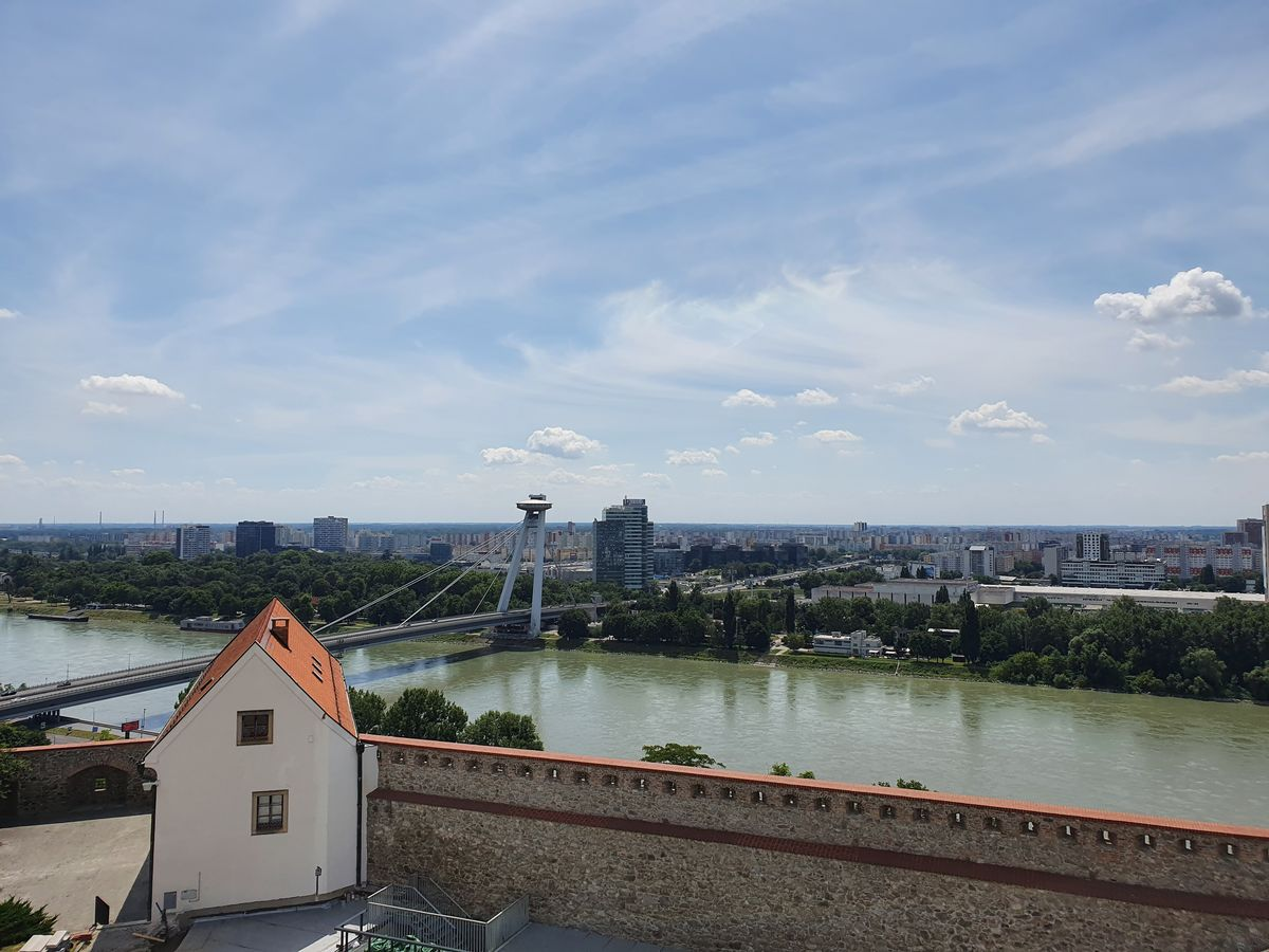UFO Observation Deck Bratislava