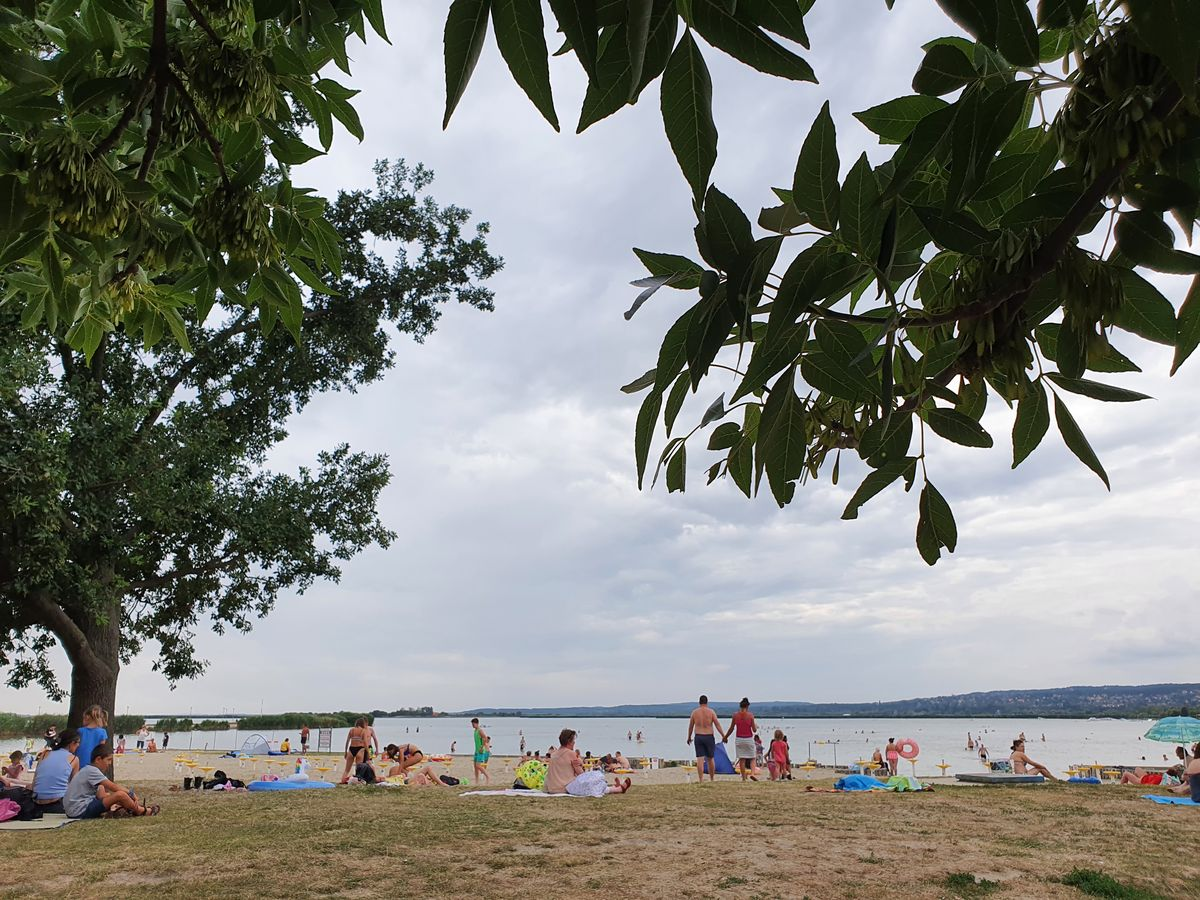 Velence Beach