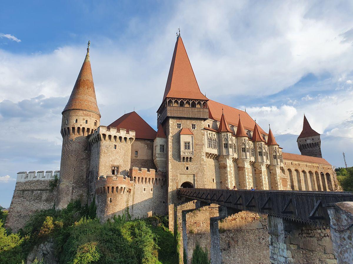 Burg Hunedoara