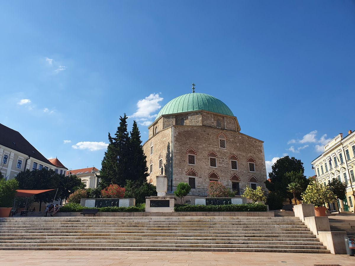 Pécs - Mosque of Pasha Qasim