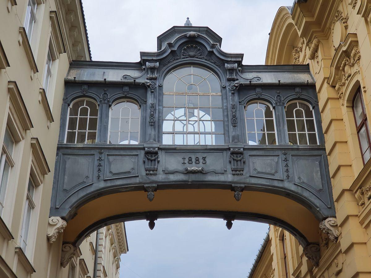 Szeged Bridge of Sighs