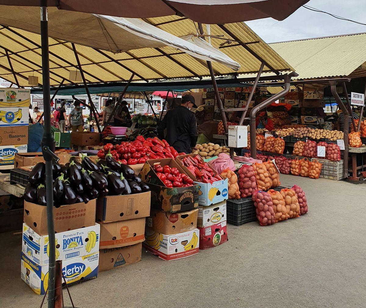Zibinsmarkt in Sibiu