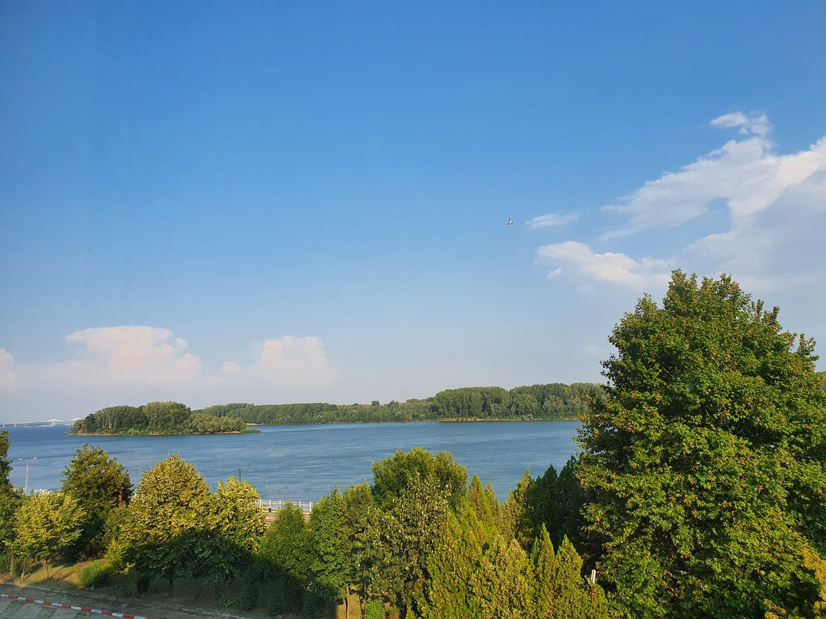 Donau bei Vidin