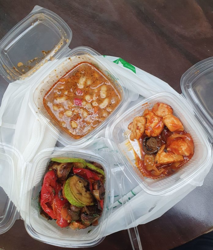 Gerichte vom Markt