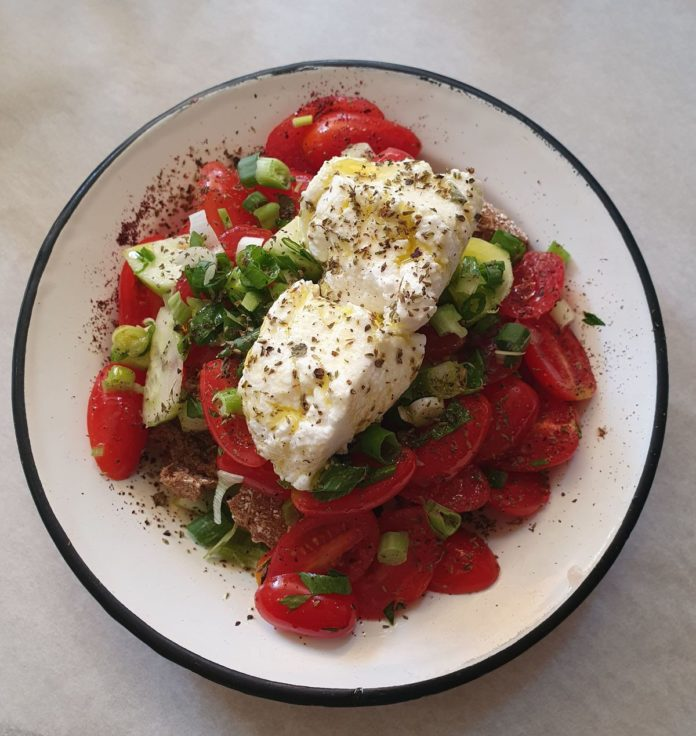 Griechischer Salat Spezial