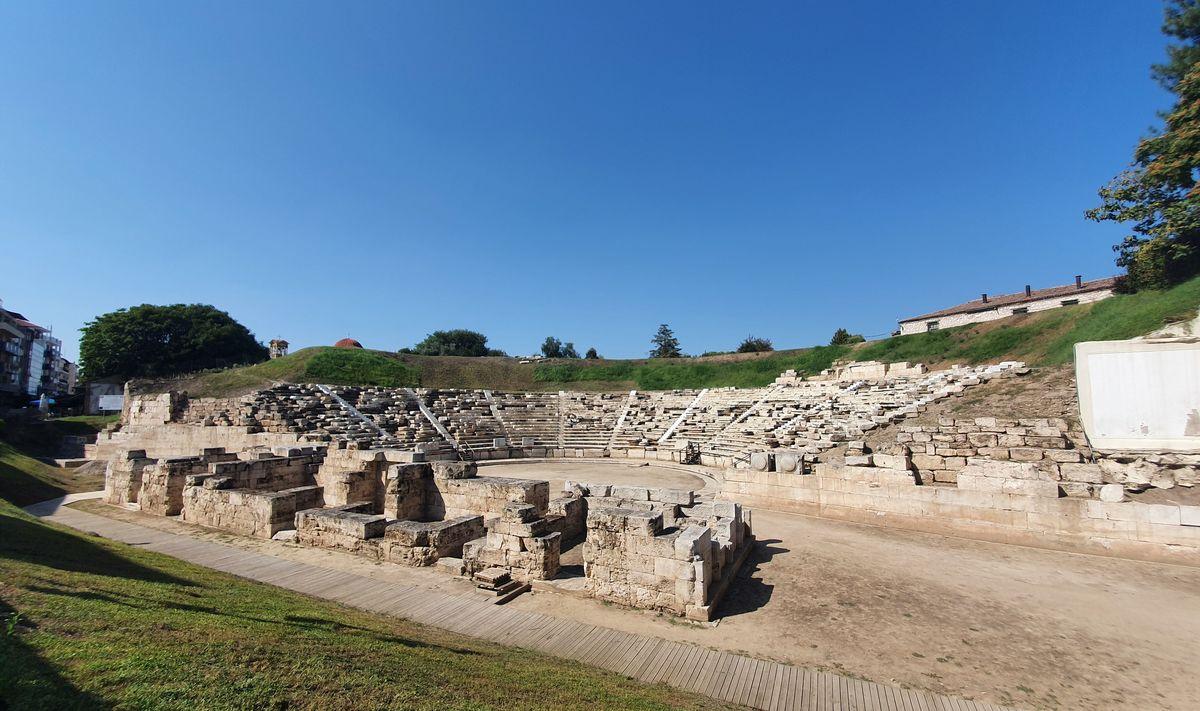 Larissa - altes Theater