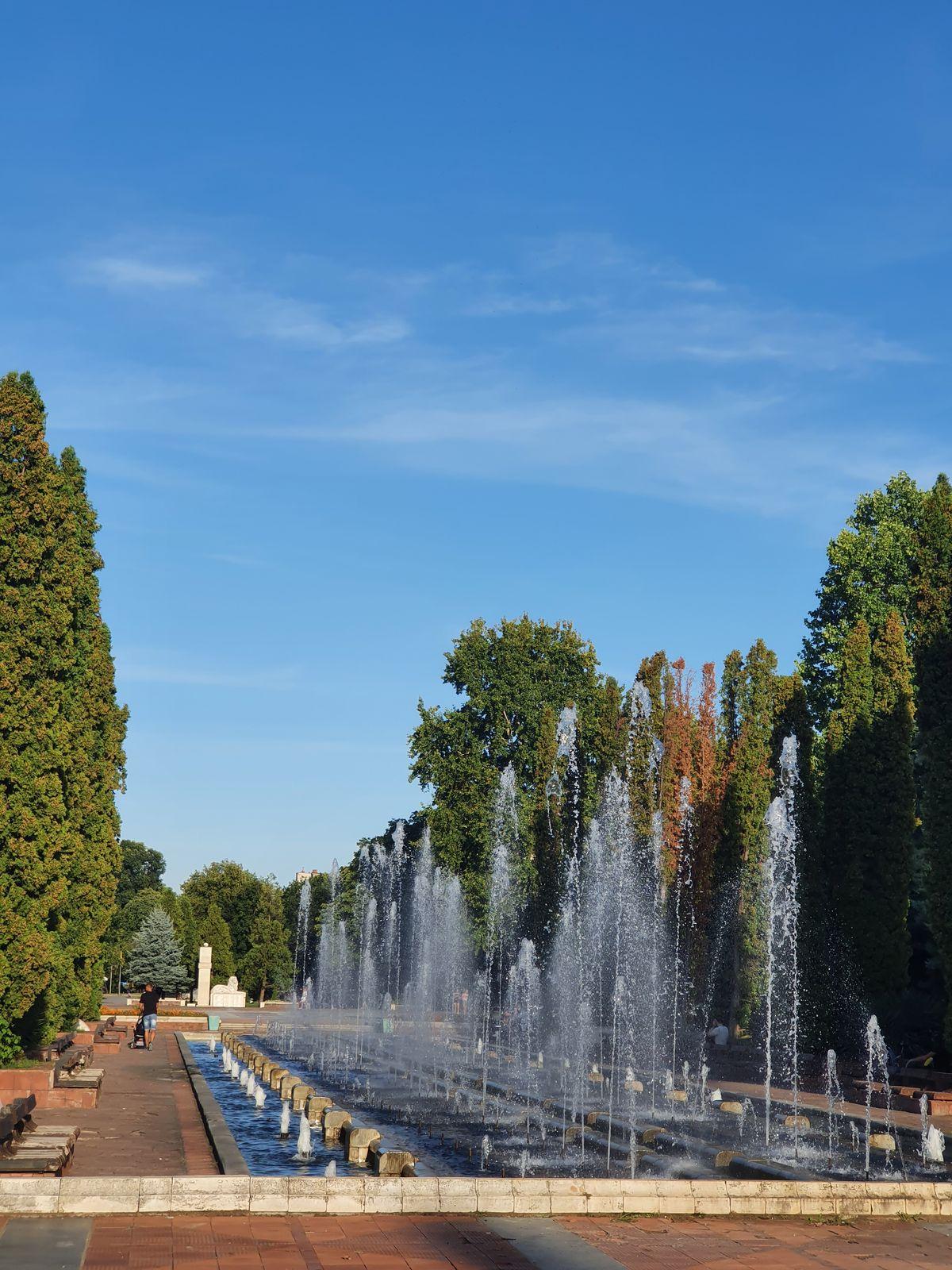 Montana - Fountains on Jeravitsa (Craness)
