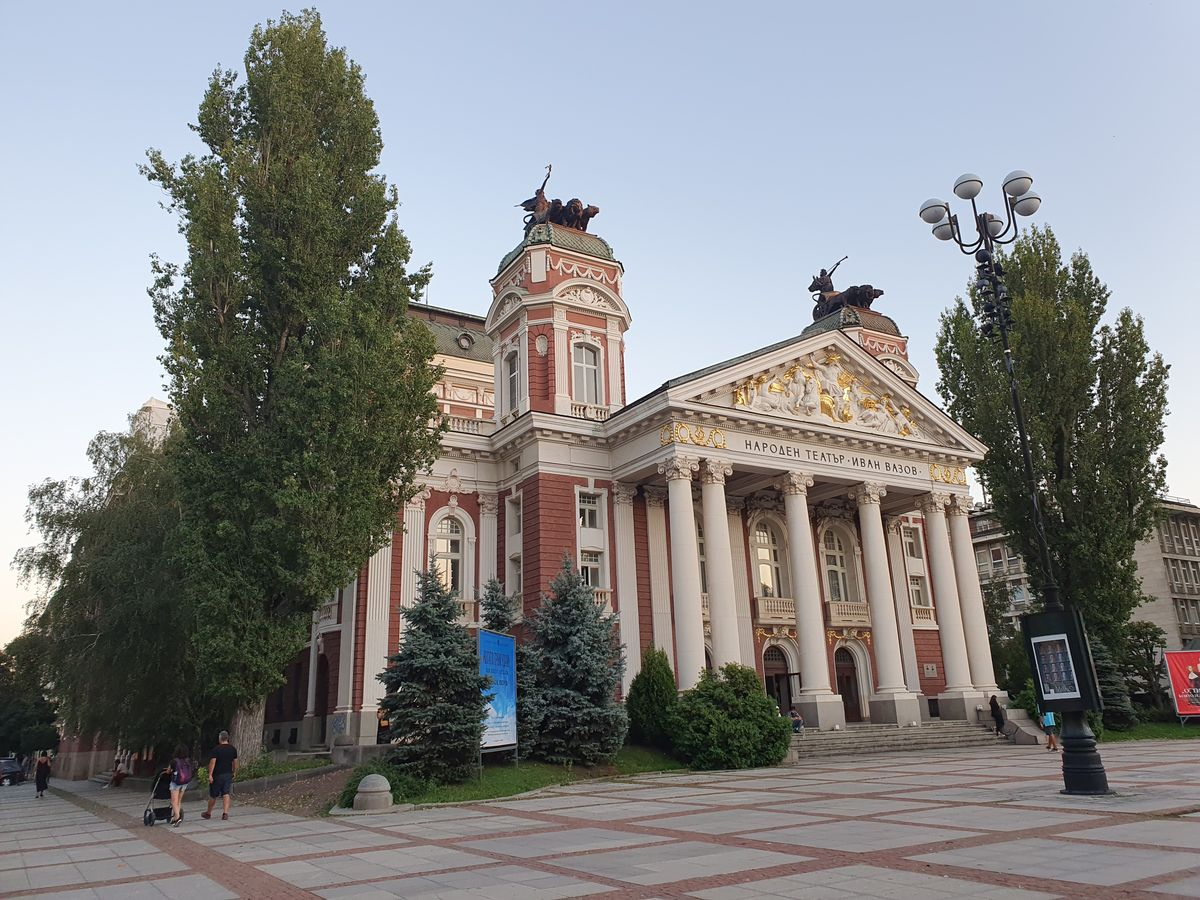 "Sofia - Nationaltheater ""Iwan Wasow"""