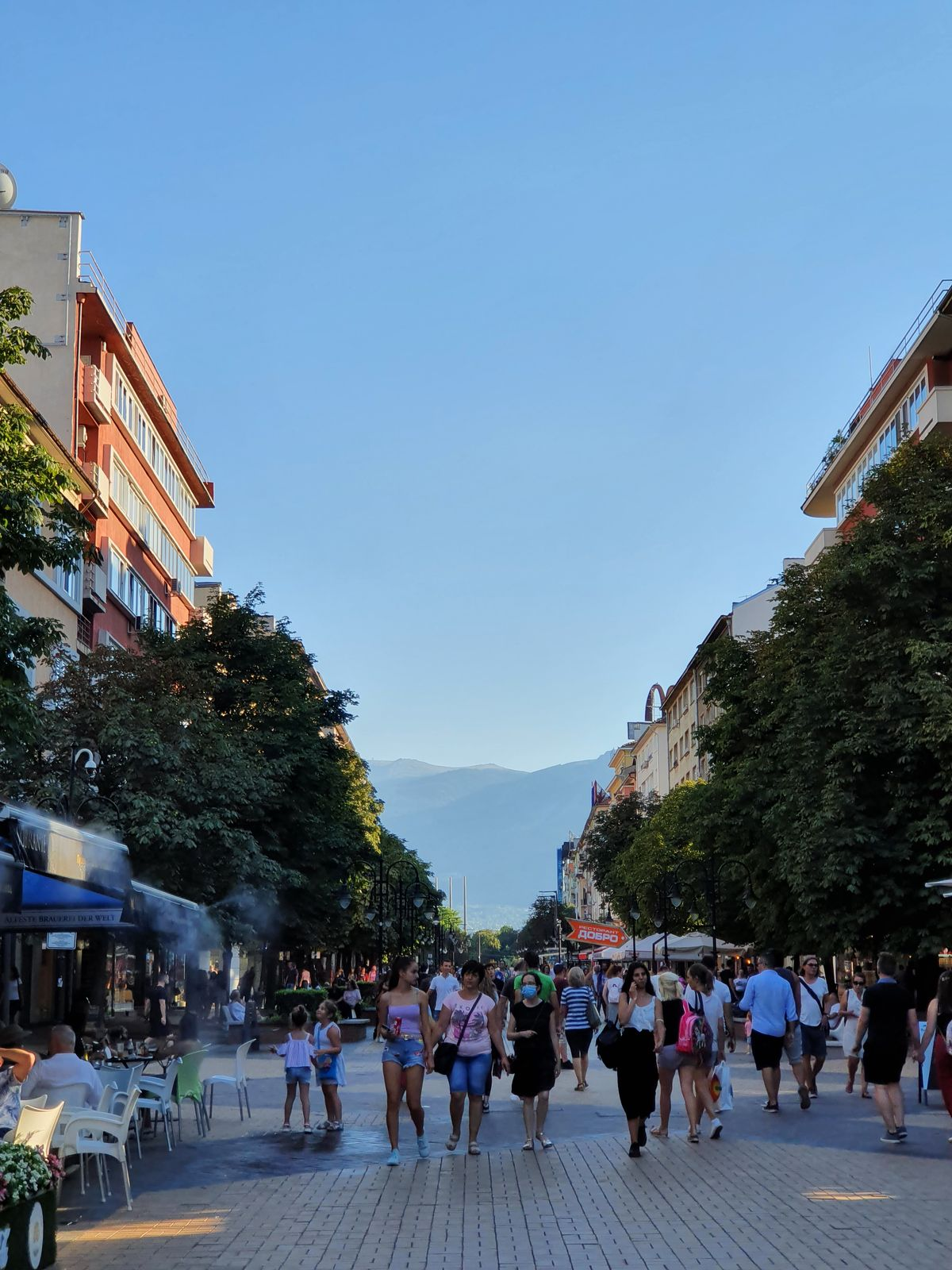 Sofia - Vitosha Street