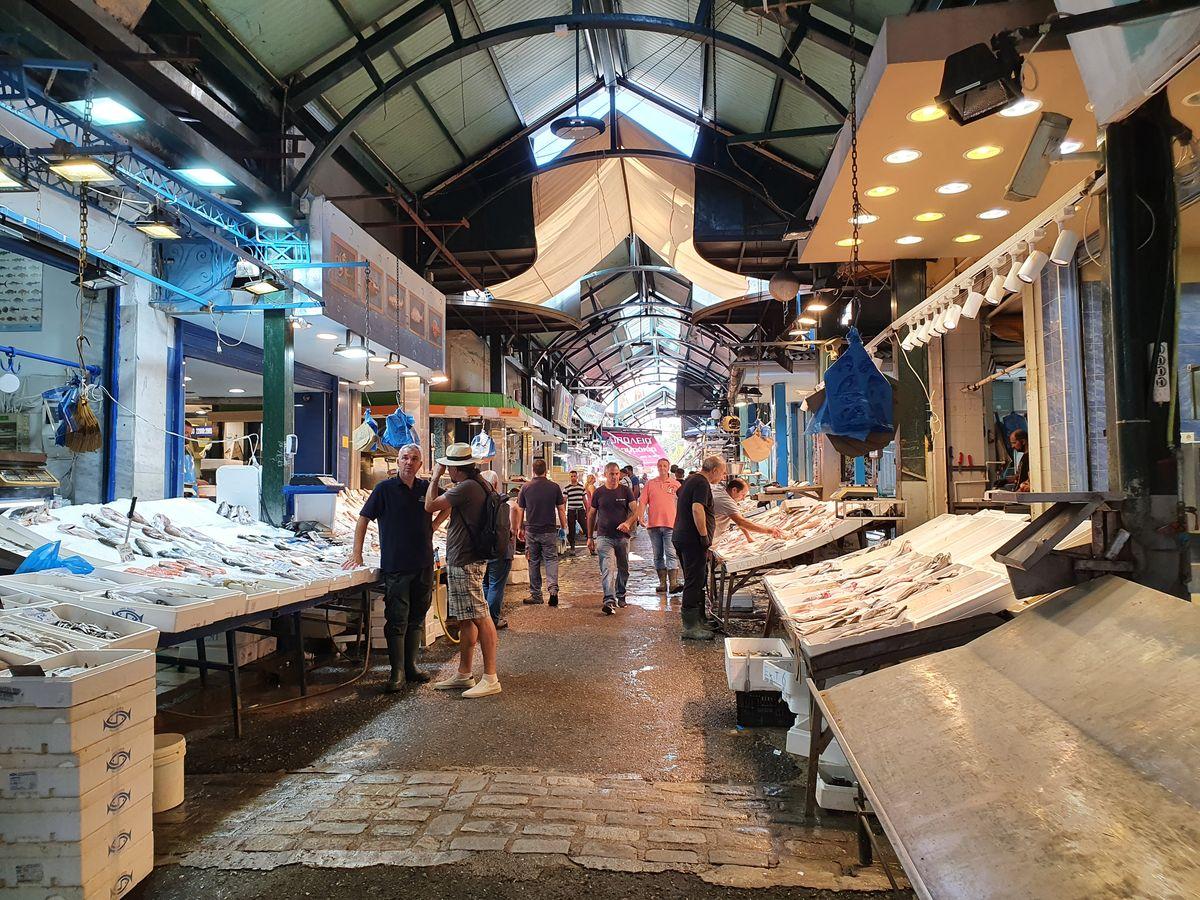 Thessaloniki - Kapani Market
