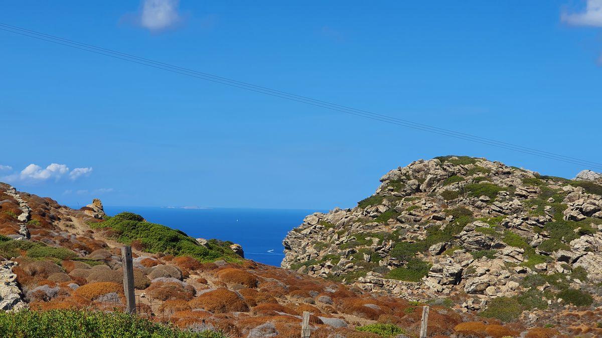 Amorgos - Südwesten