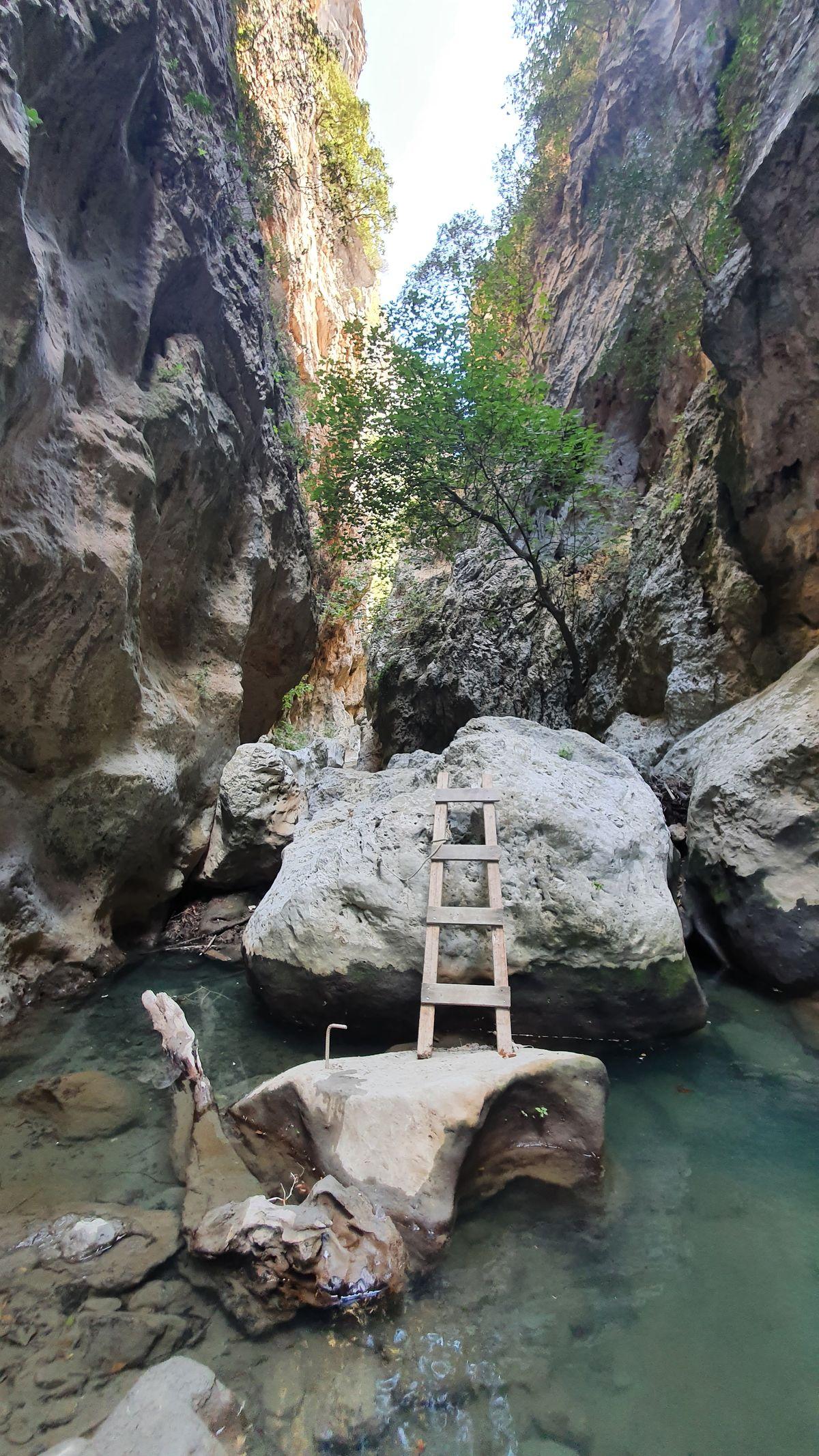 Kreta - Gorge Patsos Agios Antonios