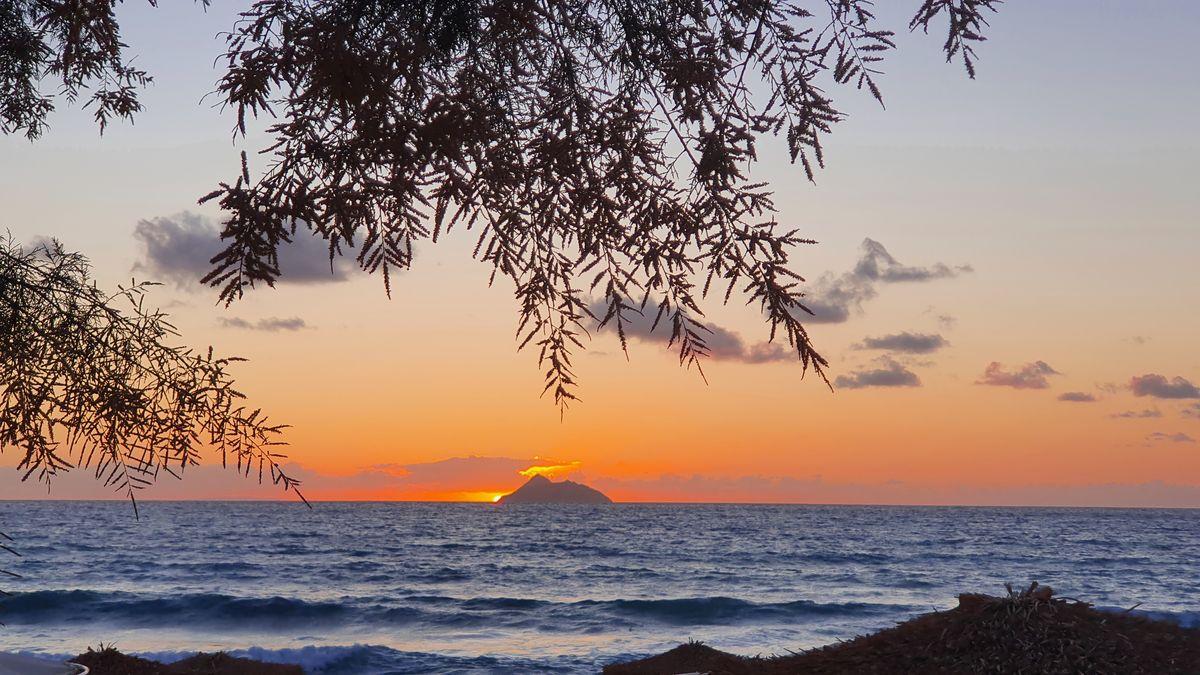 Kreta - Komos Beach