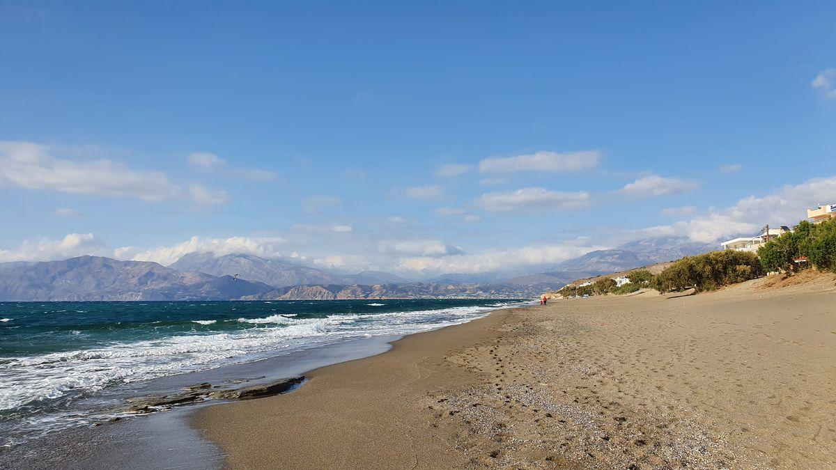 Kreta - Lockdown - Komosbeach