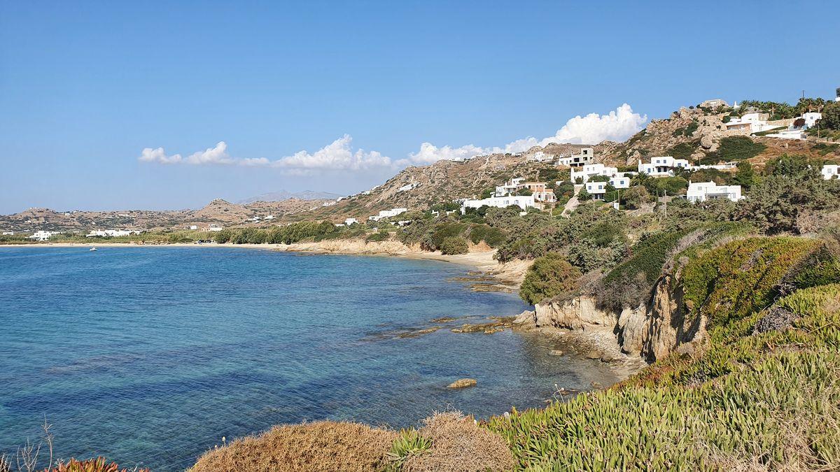 Naxos - Blick nach Plaka