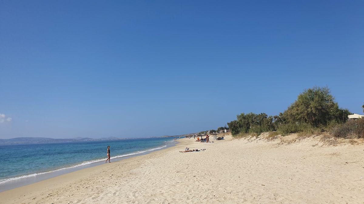 Naxos - Maragkas Strand