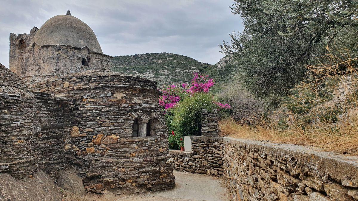 Naxos - Panagia Drosiani