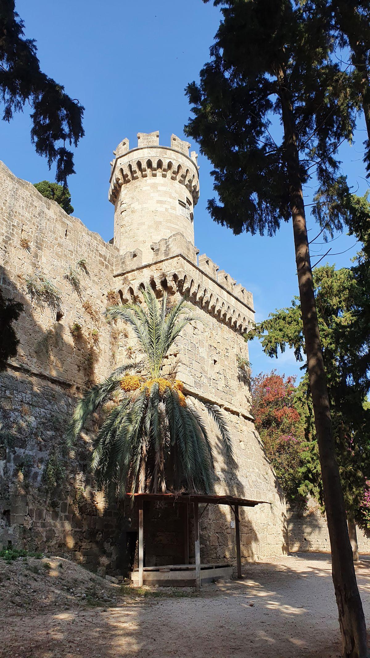 Rhodos - Festung