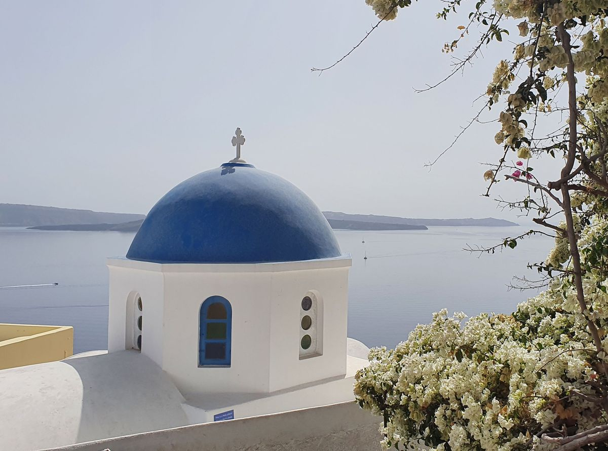 Santorini - Ia