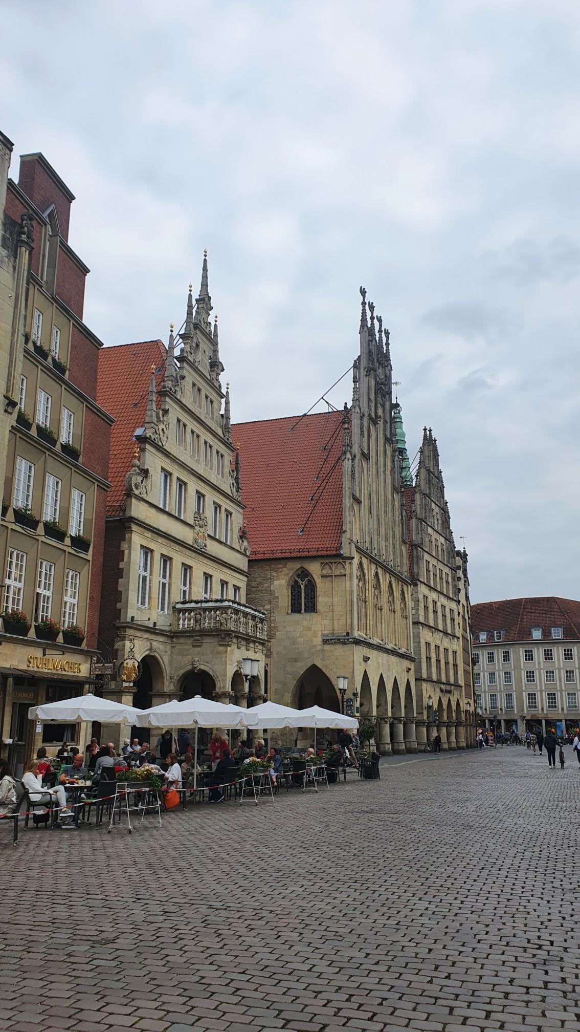 Domplatz Münster