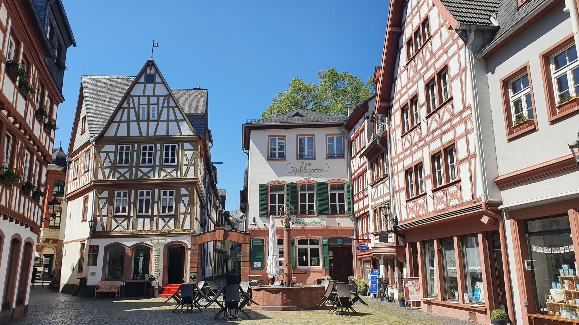 Liebfrauenplatz Mainz