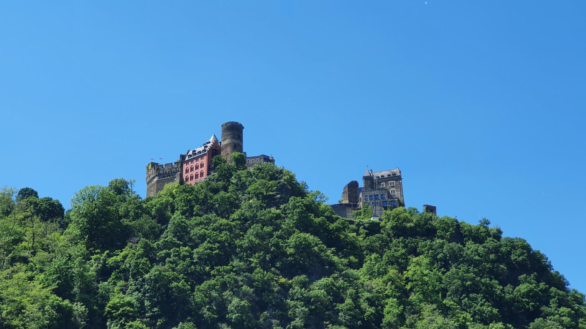 Schönburg Oberwesel