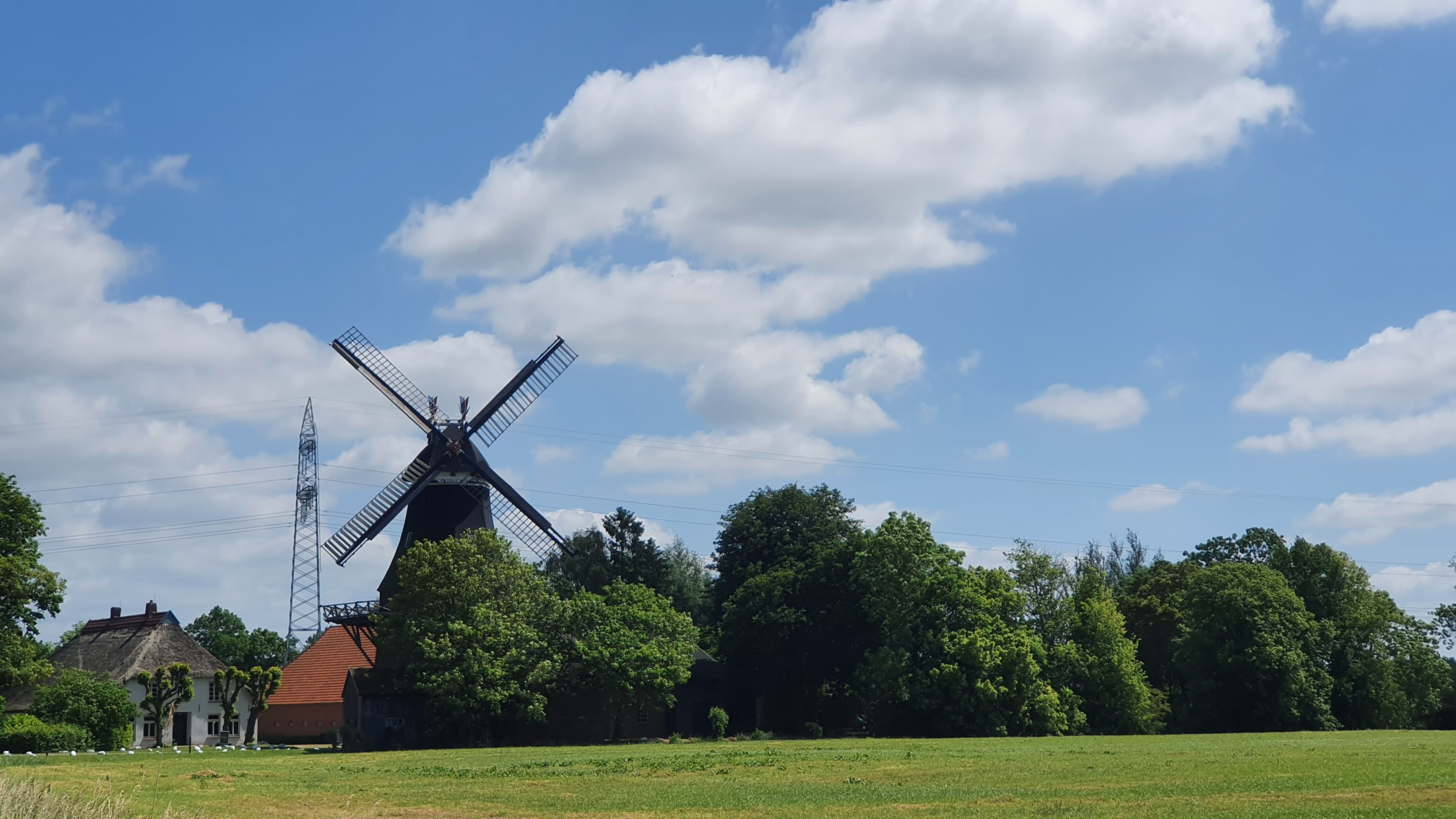 Windmühle bei Nordenham