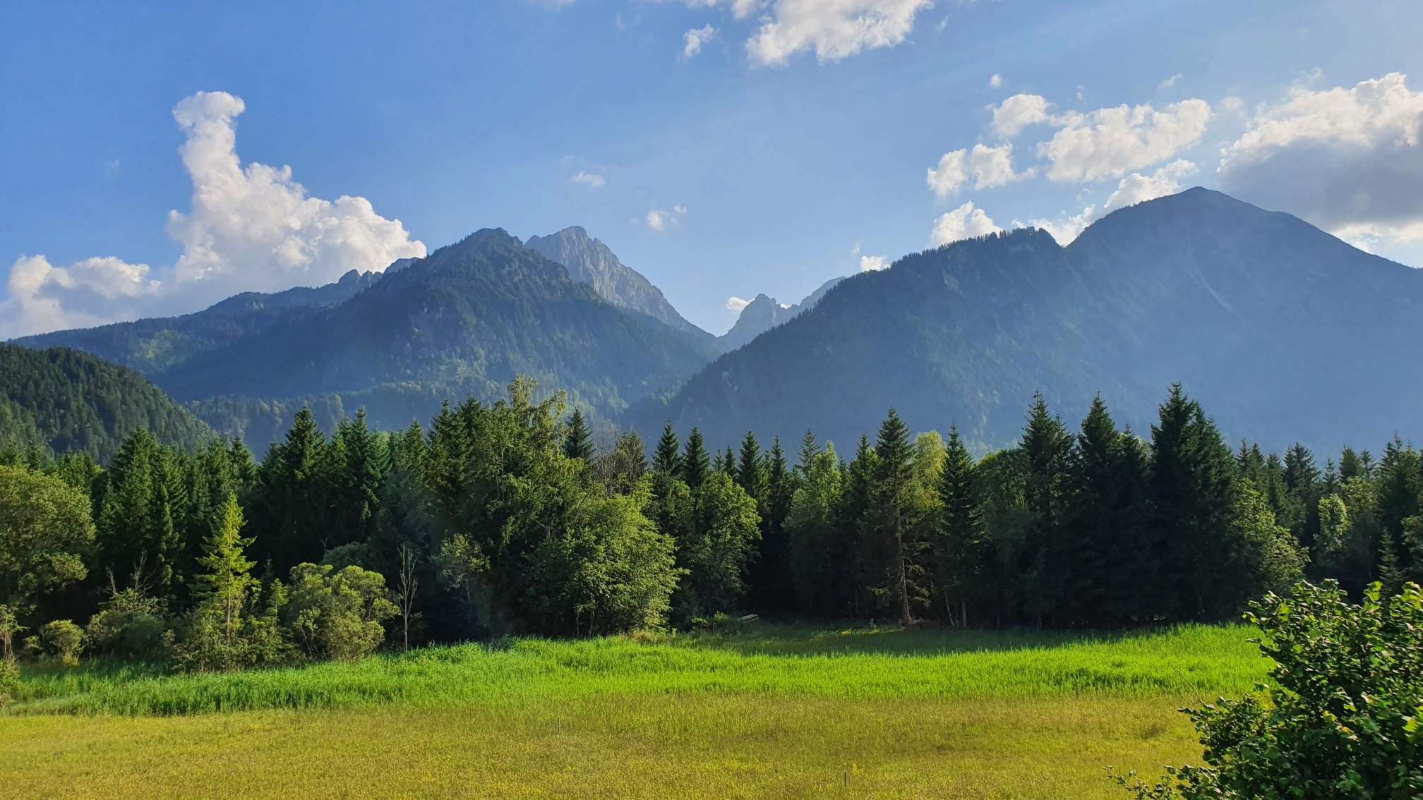 Bei Oherpinswang Österreich