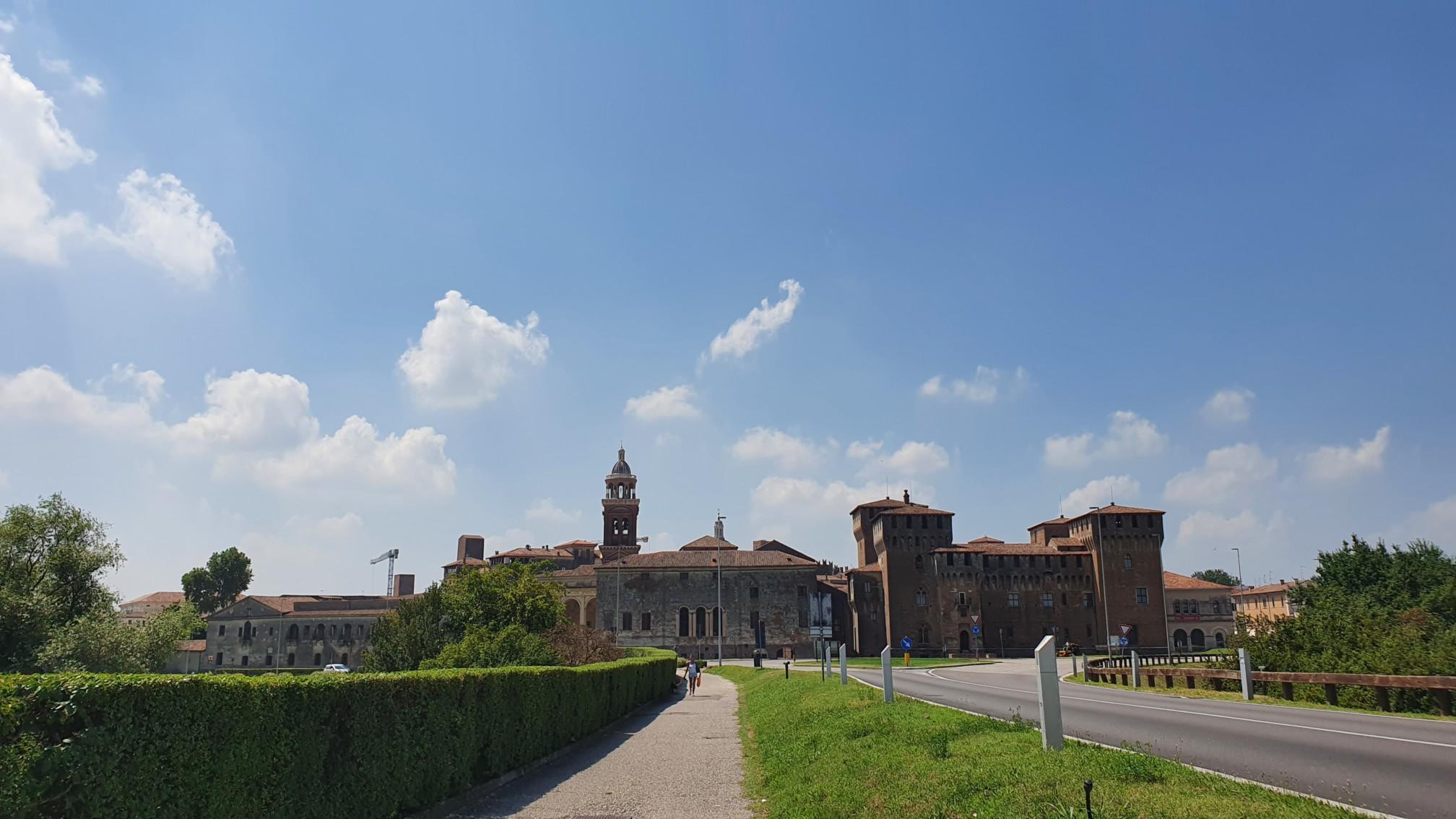 Palazzo Ducale in Mantua
