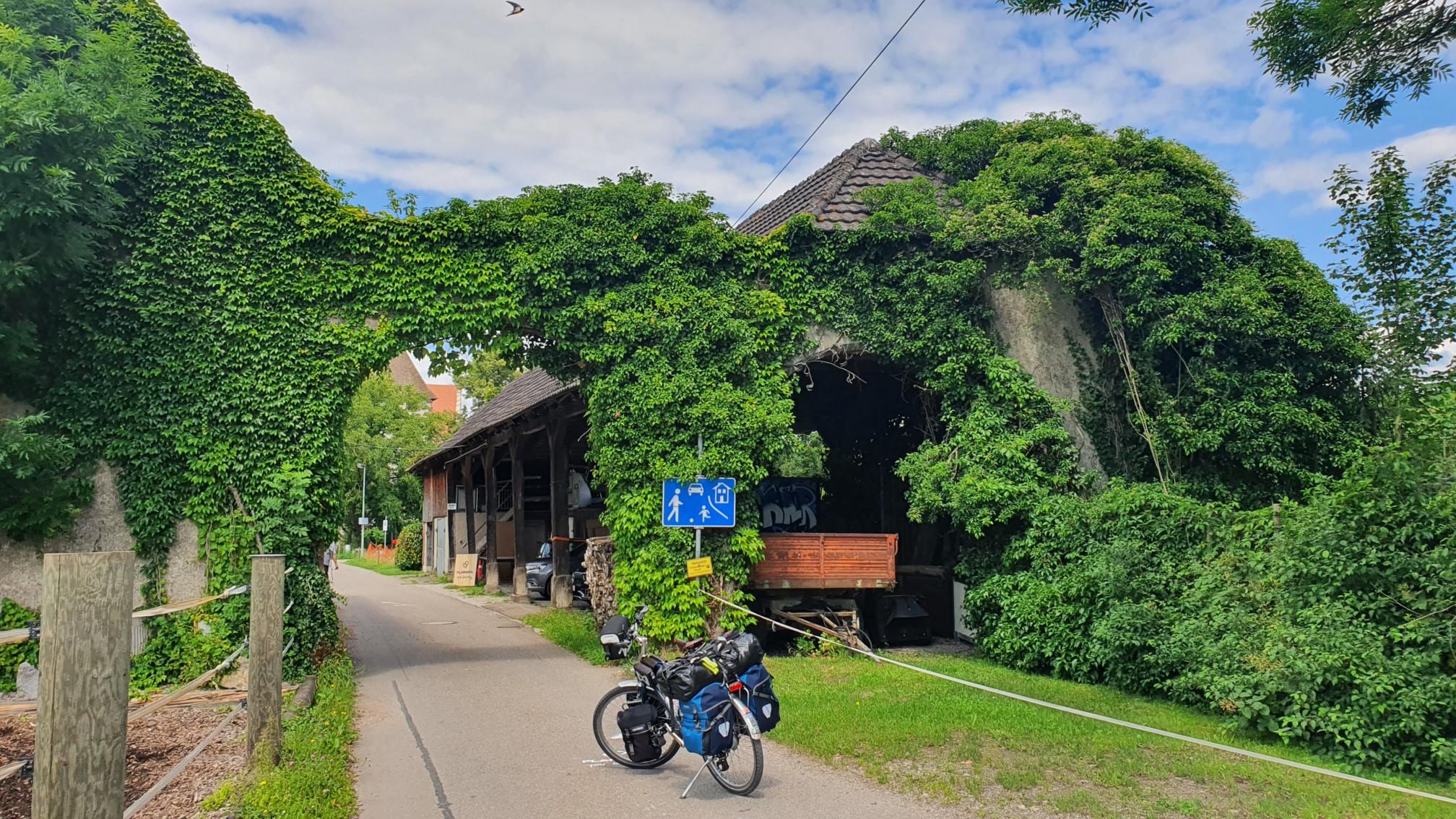 Schloß Beuggen bei Rheinfelden