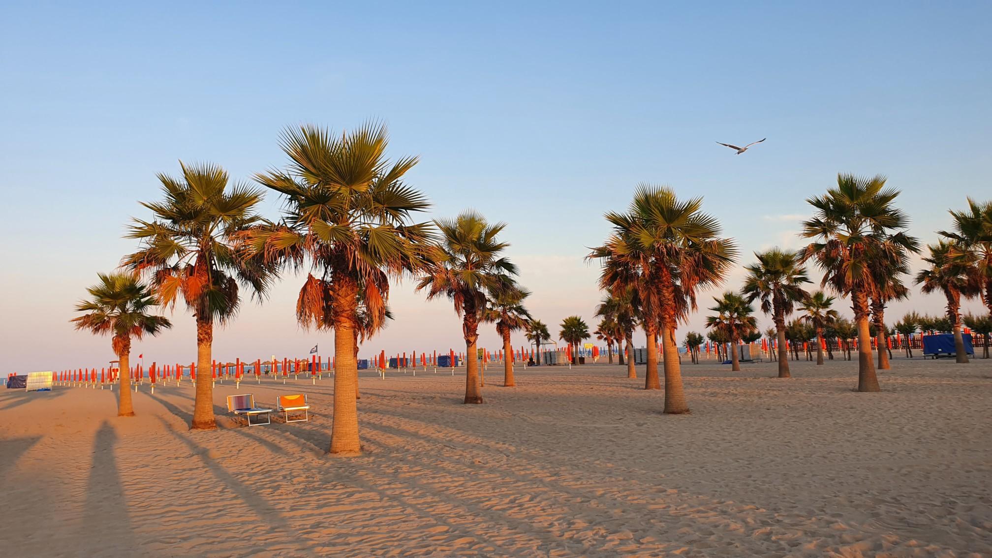 Strand bei Chioggia