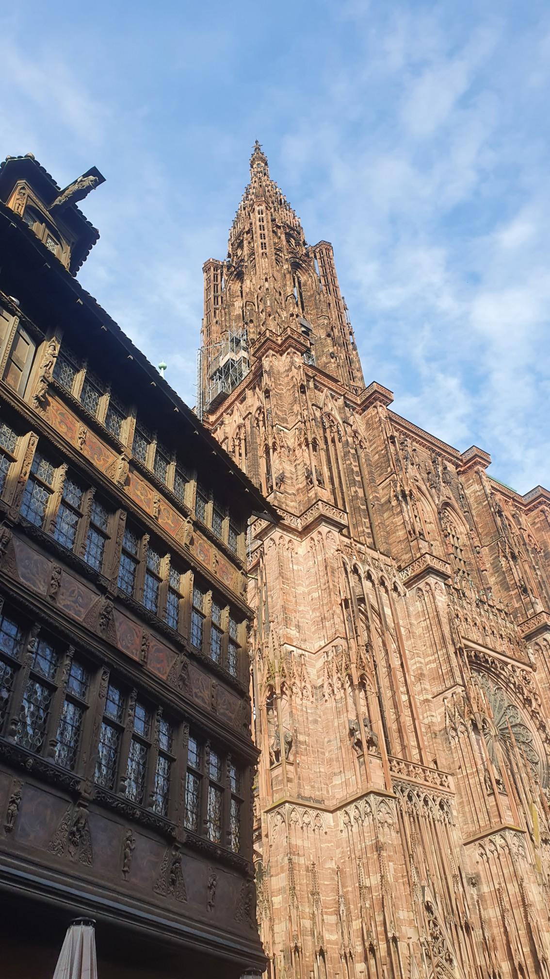 Strasbourg Kathedrale