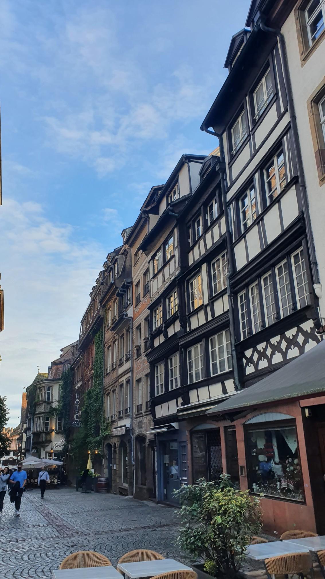 Strasbourg Pl de la Cathédrale