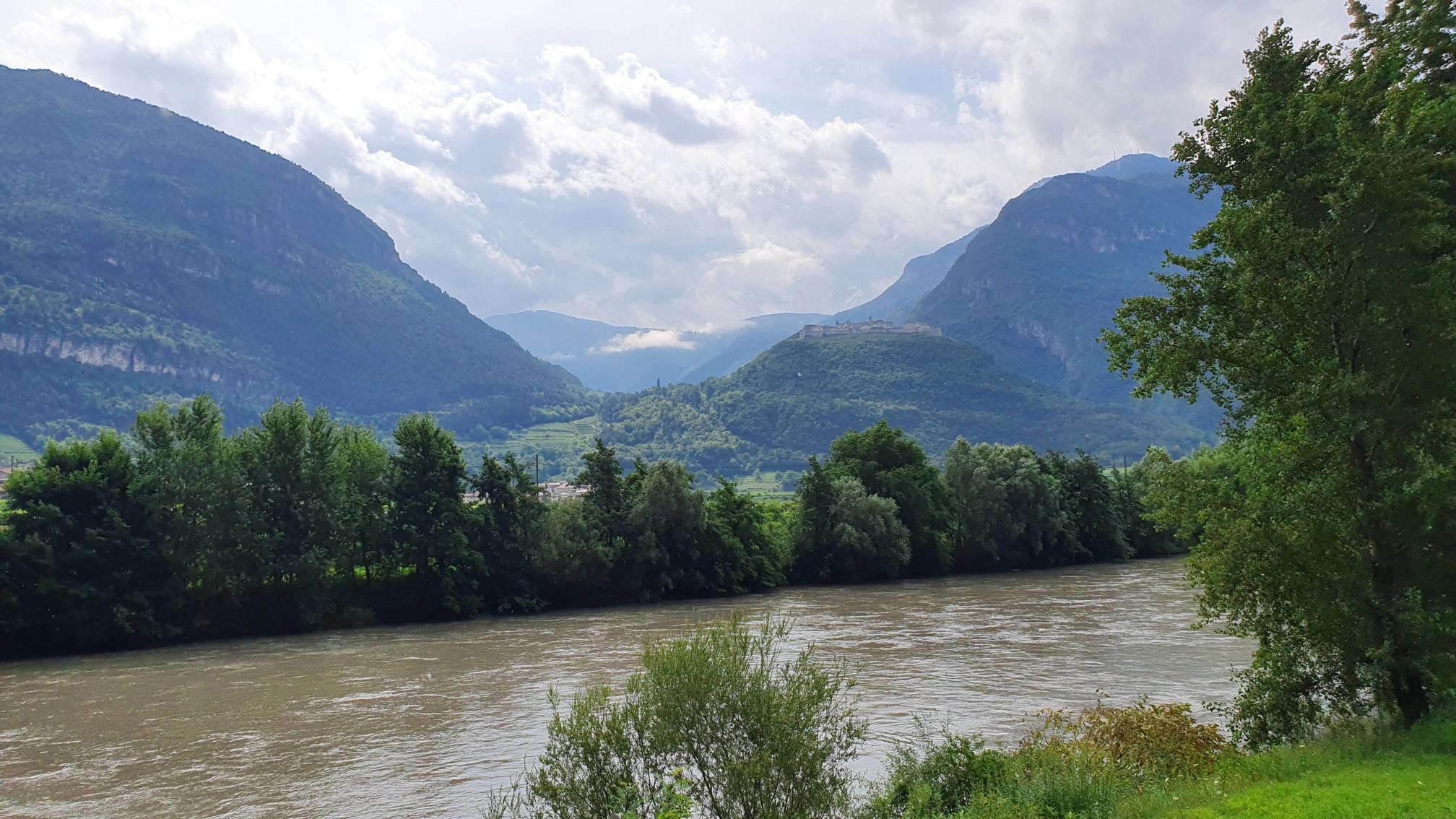 Südlich von Trento